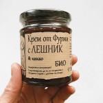 Крем от фурми и лешници с какао /течен шоколад БЕЗ ЗАХАР/ 'Белун', 200 г