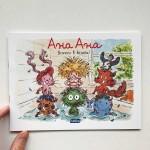 Ана Ана - Всички в банята, издателство 'Пурко'