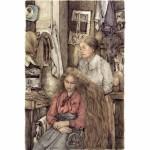 Даровете на влъхвите от О.Хенри с илюстрации от Coня Дaнoвcĸи /твърди корици/