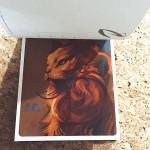 Албум с графити на котки NASIMO - 22 картички за изпращане или рамкиране