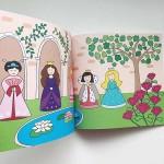 Рисувай смело - 25 принцеси, феи и цветя за рисуване и оцветяване, Brave Tomatoes