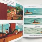 Тайната на черната скала, Джо Тод-Стантън, издателство 'Дакелче'