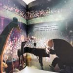 Кученцето, цигулката и приятелството, Дейвид Личфийлд