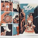 Затопек - графична новена /комикс/ за един от най-славните спортисти в света, от Ян Новак с илюстрации на Яромир 99