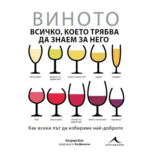 Виното - всичко, което трябва да знаем за него