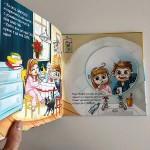 Всеки ден е ски ден - детска образователна книга за малки скиори + книжка за оцветяване със стикери