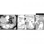Муминтрол и разбойниците /по Туве Янсон/ - комикс за деца и възрастни, издателство 'Пурко'