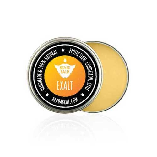 Стилизиращ балсам за брада 'EXALT' с аромат на Здравец и Портокал, BRADABRAT