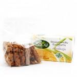 Безглутенови бисквитки от царевично и лелено брашно без захар /със стафиди/, 125g