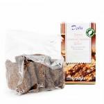 Пълнозърнести бисквити с Лимец, Рожково брашно и Кокос 'ДОБИ', 150g
