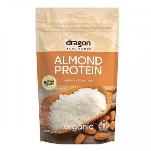Бадемов протеин на прах /био, суров/, 200g