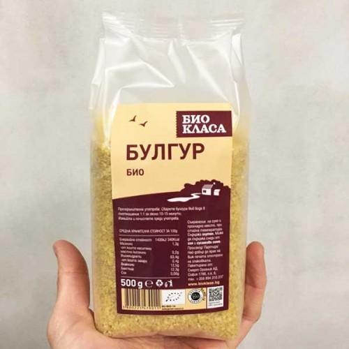 Булгур за варене БИО, 500 гр.