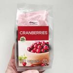 Червени боровинки /БИО, сушени/ в ябълков сок, 100 г