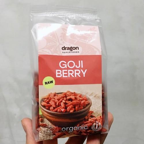 Годжи бери /био, сурово, сушени плодове/ 'Dragon Superfoods', 100g