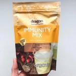Функционален микс от суперхрани за засилване на имунитета Immunity Mix /веган, без глутен, био, на прах/ 'Dragon Superfoods', 150г