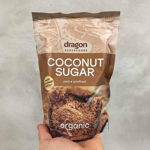 Кокосова захар БИО /изсушен кокосов сироп/ с нисък гликемичен индекс, 250 г