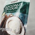Кокосово брашно /био, сурово, без глутен/ 'Dragon Suprefoods', 200 г