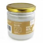 Кокосово масло БИО студено пресовано /нерафинирано/ 'Dragon Superfoods', 300 мл