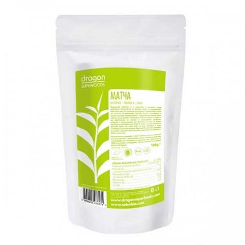 Матча на прах /Camellia sinensis/ БИО, 100 гр.