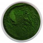 Зелен Детокс - микс от 4 суперхрани на прах - Спирулина, Хлорела, Ечемични стръкове и Пшенични стръкове БИО, 200 г