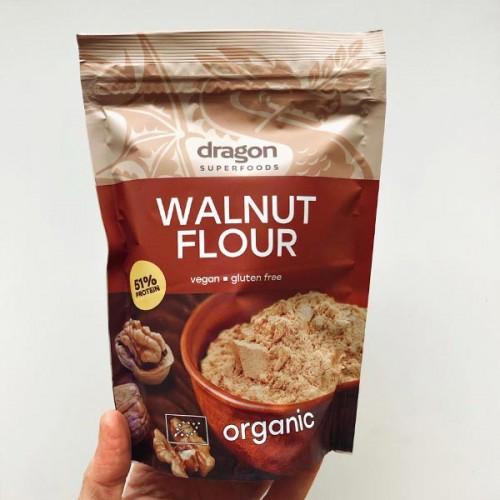 Орехово брашно /био, без глутен/ 'Dragon Superfoods', 200г
