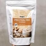 Протеинов микс на прах /био, суров, без захар, лактоза, соя и глутен/ 'Dragon Superfoods', 200г