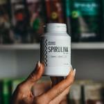 Спирулина на таблетки /БИО/, източник на Желязо 'Dragon Superfoods', 200 броя