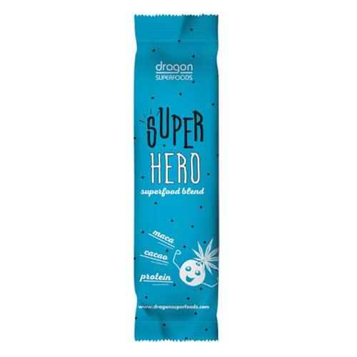 Суперхрани в саше с Какао, Мака и Конопен протеин, SUPER HERO