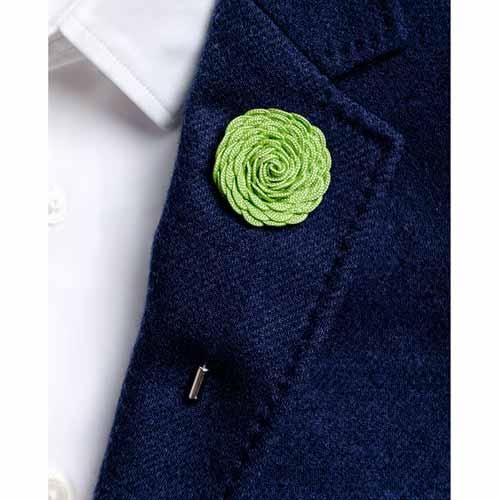 Игла за ревер в зелено /за повече приятни поводи/, ДървАрт