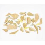 Магнитни дървени играчки - комплект от 4 животни 'Австралия', изработен изцяло на ръка от масивна дървесина 'ESNAF' by Archabits