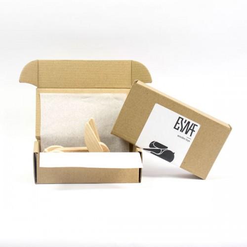 Магнитна дървена играчка-пъзел ЗАЕК, изработена изцяло на ръка от масив 'ESNAF' by Archabits