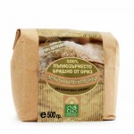 Оризово брашно /от пълнозърнест български ориз от района на с. Белозем/, смляно на каменна мелница 'Ecosem', 500g