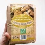 Царевично брашно /безглутеново/, смляно на каменна мелница 'EcoSem', 1 кг