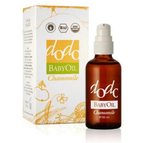 Бебешко био олио с екстракти от Лайка, Вечерна иглика и Арган 'dodo Baby Oil', Ecomaat