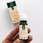 Био етерично масло от Хвойна /сини плодове/ 100% чисто 'Ecomaat', 10 мл
