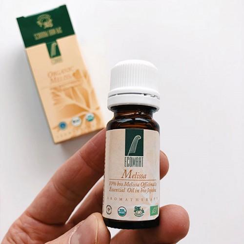 Био етерично масло от 10% Маточина в жожоба 'Ecomaat', 10 мл