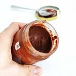 Течен черен /веган/ шоколад без мляко, но с повече Какао и Лешници ГАЙО, 200g