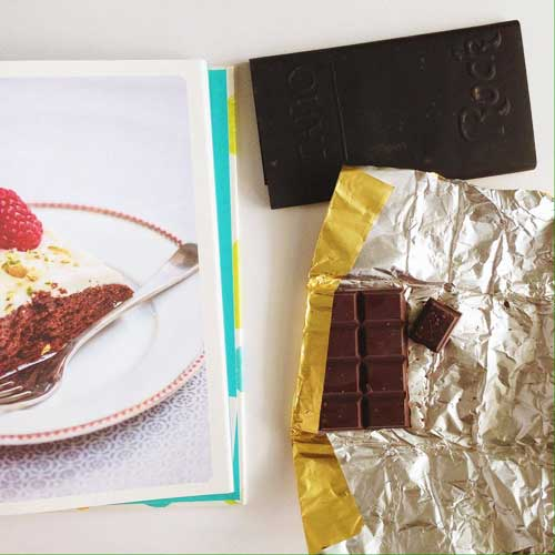 Натурален /черен/ шоколад с 90% какао в състава 'ROCK', ГАЙО