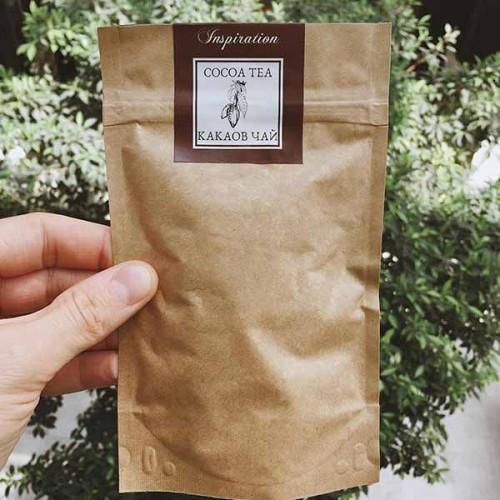 Какаов чай от обвивките от зърна какао, канела и джинджифил 'ГАЙО', 50 гр.
