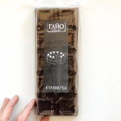Кулинарен шоколад /натурален, 60% какао/ ГАЙО, 500г