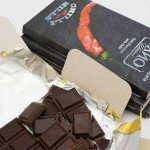 Лют черен шоколад 70% с чушки сорт Хабанеро и Чипотле ГАЙО & Chilli Hills