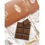 Млечен /веган/ шоколад с повече какао Coco Dark Milk 'ГАЙО', 80 г