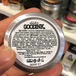 Крем за след татуиране /бътър/ с Авокадово масло, Невен, екстракт от Лайка и Мента GOODINK+ 'deche', 60g