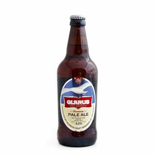 Българска бира 'Гларус' Premium Pale Ale 4,2%