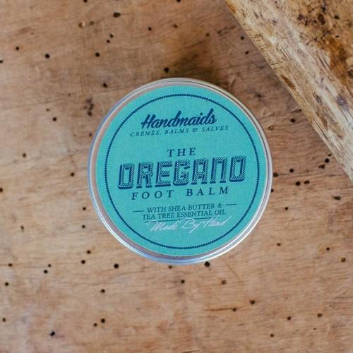 Балсам против гъбички /антимикотичен/ с масло от Риган, Чаено дърво и Карите 'Handmaids', 8 гр.