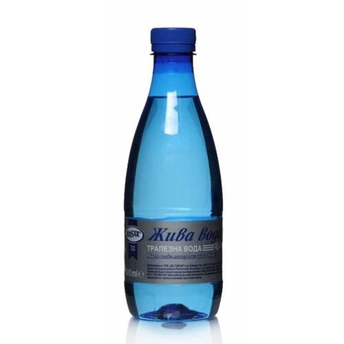 Жива вода 'Хисар' с неутрално pH 7, 500ml