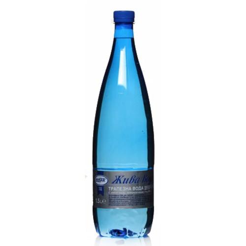 Жива вода 'Хисар' с неутрално pH 7, 1,5l