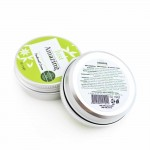 Сух крем-дезодорант срещу неприятната миризна при потене /100% натурален/ с масло от Карите и аромат на Кипарис