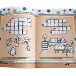 32 кръстословици за деца от 5 до 7 години /в предучилищна възраст/ 'КРОКОТАК'