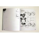 Работна тетрадка за деца 'Фина моторика' за изрязване с животни, Крокотак